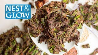 Fast Chocolate Kale Chips Recipe