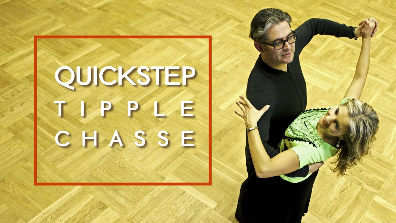 how to dance the quickstep