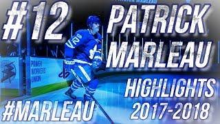 PATRICK MARLEAU HIGHLIGHTS 17-18 [HD]