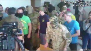 Ukraine. Le fond du trou ou la justice à Odessa (fr & engl. subtitles )