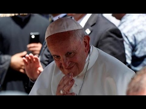 Vatican clears the air over Pope's 'genocide' remarks; denies he is on a crusade
