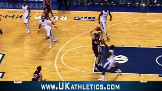 Kentucky Wildcats TV:Kentucky 76 Transy 42