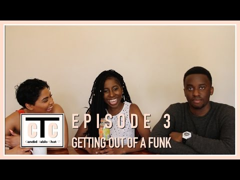 CANDID TABLE CHAT EP3: *MENTAL HEALTH WEEK* GETTING OUT OF A FUNK | ft Saurez Talks & DJ Rio-D