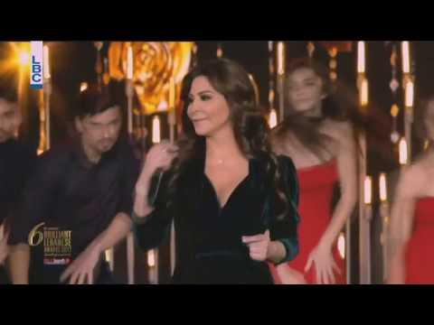 Elissa/اليسا/  Brilliant Lebanese Awards 2017| Asaad Wahda