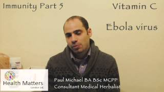 Health Matters London - Immunity part 5: Vitamin C