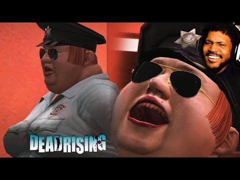 The NASTIEST most GROSS boss in the BEST ZOMBIE GAME | Dead Rising (Part 5)
