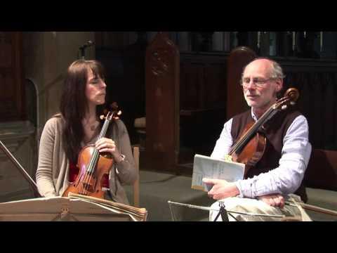 Fitzwilliam String Quartet perform Bruckner