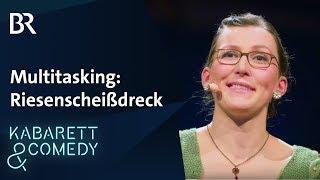 """Martina Schwarzmann: """"Multitasking ist ein Riesenscheißdreck"""""""