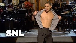 Channing Tatum Monologue: Customers - Saturday Night Live