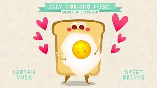 Jazz Music for Babies - Morning Music - Happy bedtime music