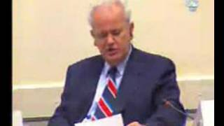 Dr.Slobodan Milosevic vs. New World Order 2/25