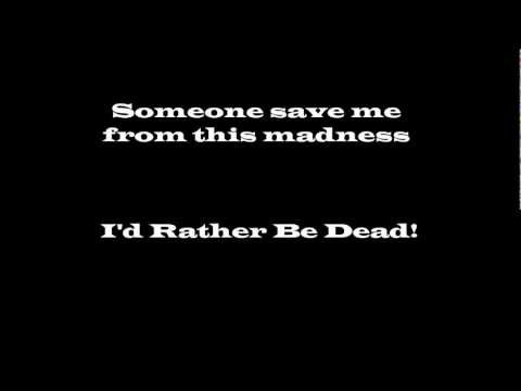 WhiteChapel - I, dementia lyrics (ON SCREEN)