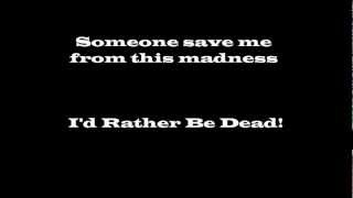 WhiteChapel - I, dementia lyrics (ON SCREEN)