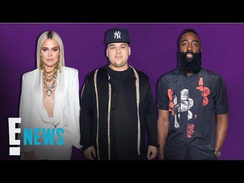 Rob Kardashian Impressed By Khloé's Ex James Harden | E! News