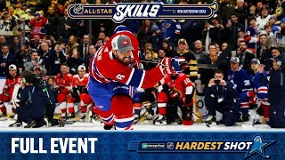 2020 Enterprise NHL Hardest Shot