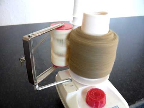 how to make a homemade yarn winder