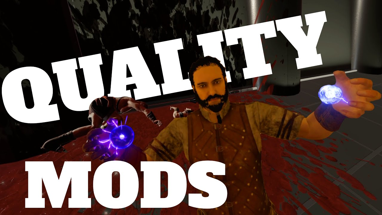 4 HIGH QUALITY mods that breathe NEW life into Blade and Sorcery | Mod Showcase
