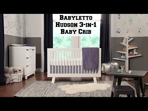 PUTTING CRIB TOGETHER | Babyletto 3-in-1 Convertible
