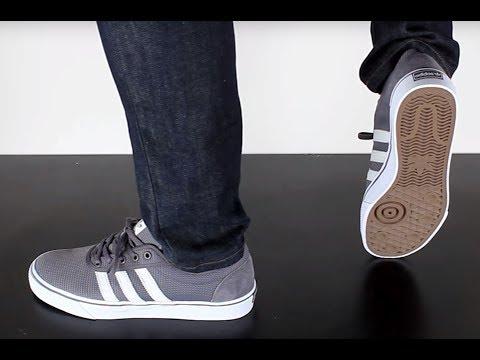 Vistazo rápido a la adidas Adi Ease zapatos de skate por tácticas boardshop
