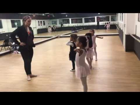 Gabriella ballet Manhattan School of Dance and music
