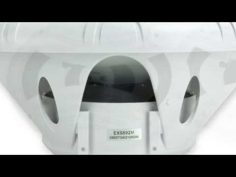 VM Audio 6x9-Inch Full Range Marine Speakers (Pair) | EXS692M