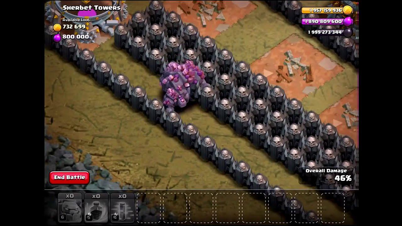 clash of clans modded server ios no jailbreak