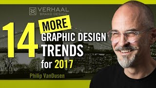 14 MORE Graphic Design Trends for 2017