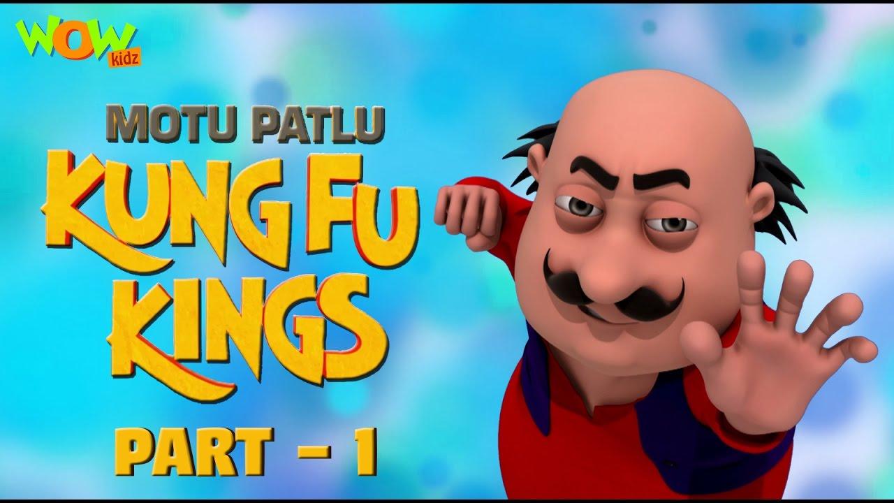 Motu Patlu Kung Fu Kings Part 01 Movie Movie Mania 1 Movie