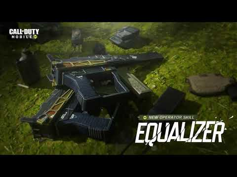Call of Duty®: Mobile - Equalizer Operator Skill