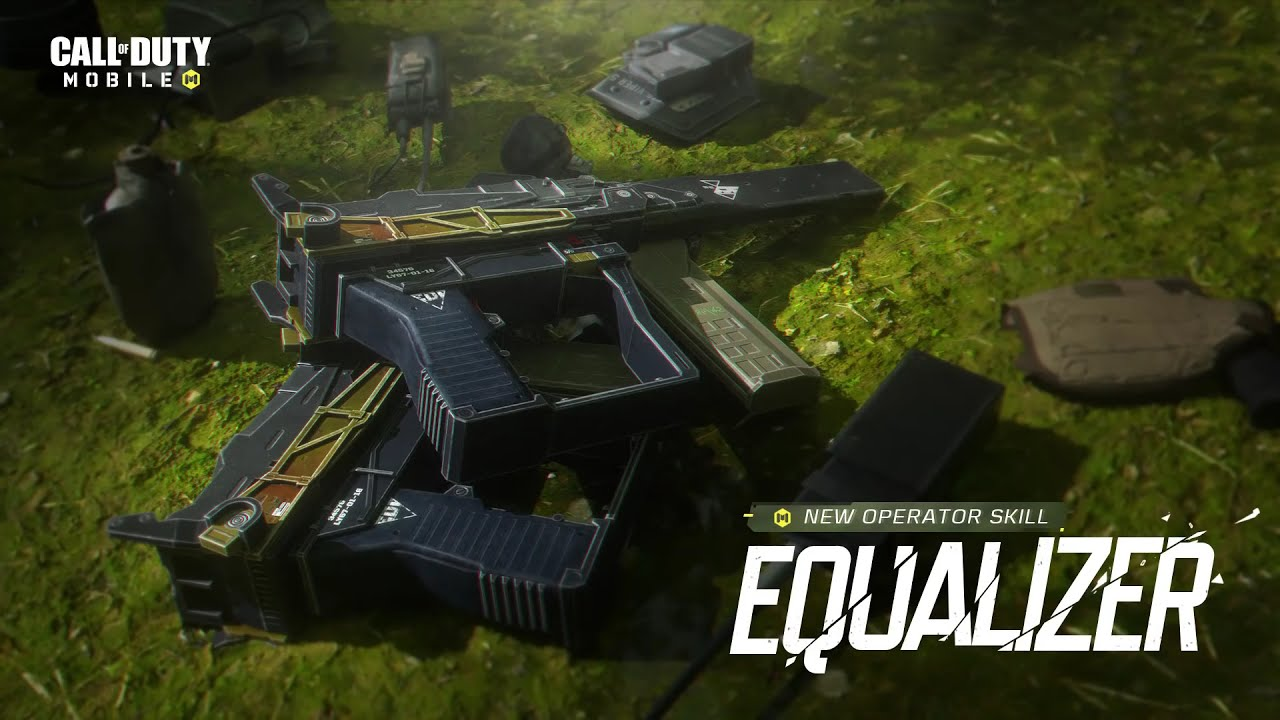 Call of DutyMobile - Equalizer Skill