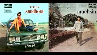 Download Lagu Titiek Sandhora + Muchsin - Bini Lagi Ngida [Full Album] 1970 mp3