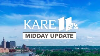 KARE 11 Midday Update: Friday, May 15, 2020