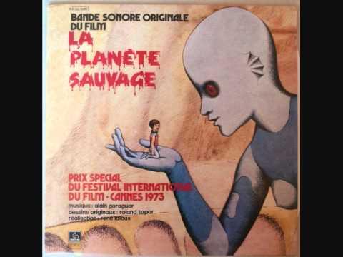 SOUNDTRACK: Alain Goraguer - Le Bracelet (La Planète Sauvage)