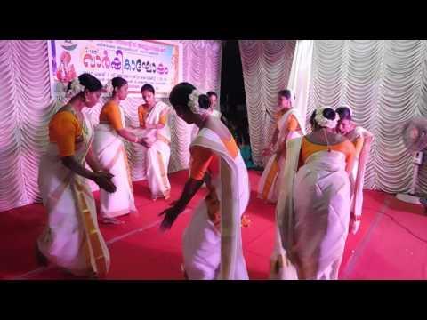 Thiruvathira - Kaithozham - IRRA