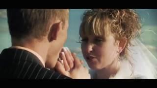 Свадебная фотосессия на берегу! Пожелаем молодым счастья!