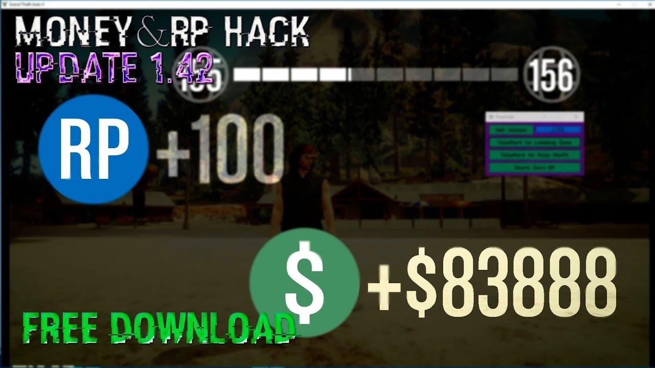 🔥 GTA 5 PC Online 1 41 Mod Menu w/ Unlimited RP Hack (PATCHED)