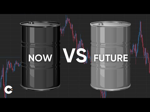 Oil Futures Explained – WTI and Brent Oil Futures Trading
