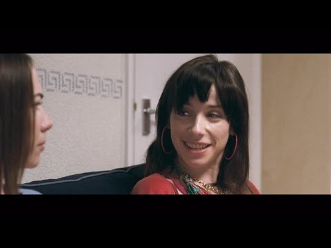 Sally Hawkins in Happy-Go-Lucky (2008) scene at Helen's house