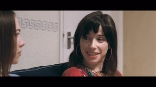 Sally Hawkins in Happy-Go-Lucky (2008) scene at Helen's house