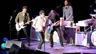 "2015.01.10 Foo Fighters with Perry Farrell ""Mountain Song"""