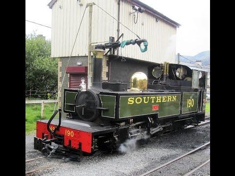 Ffestiniog Railway. 17th August 2016