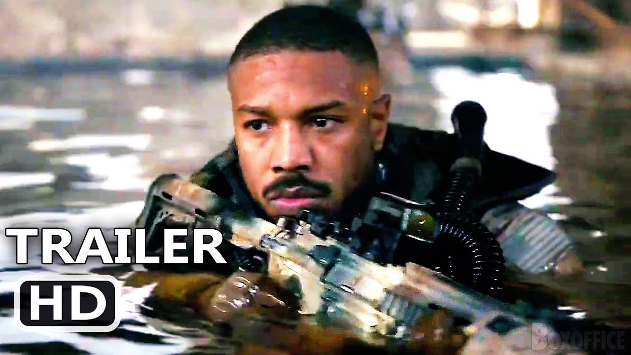 WITHOUT REMORSE Official Trailer (2021) Michael B. Jordan, Action Movie HD