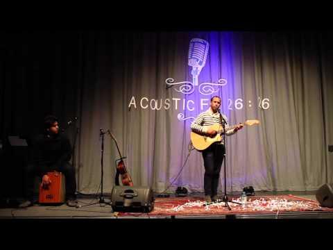 Acoustic FM 26:26 - Oscar Pacheco