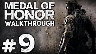 Прохождение Medal of Honor 2010 - Часть #9 - День 2: СЕТИ НЕПТУНА [Отряд «Нептун»]