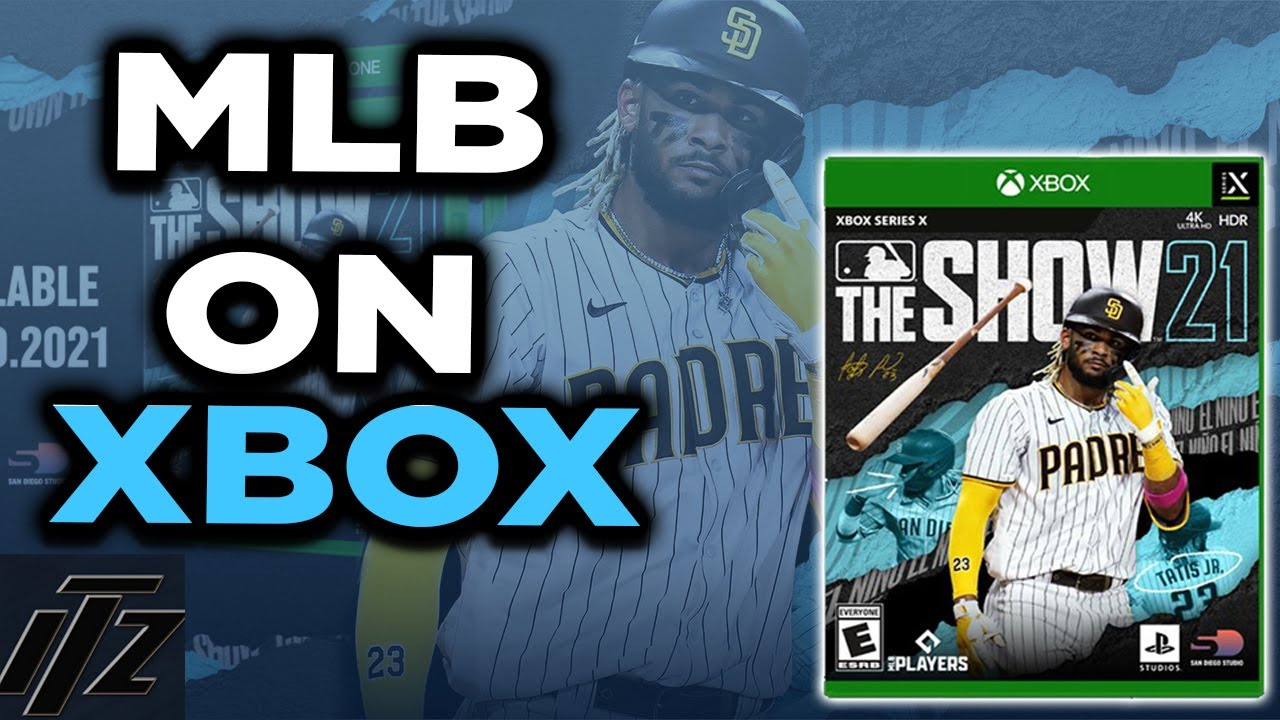 MLB THE SHOW 21 | ON XBOX ONE & XBOX SERIES X