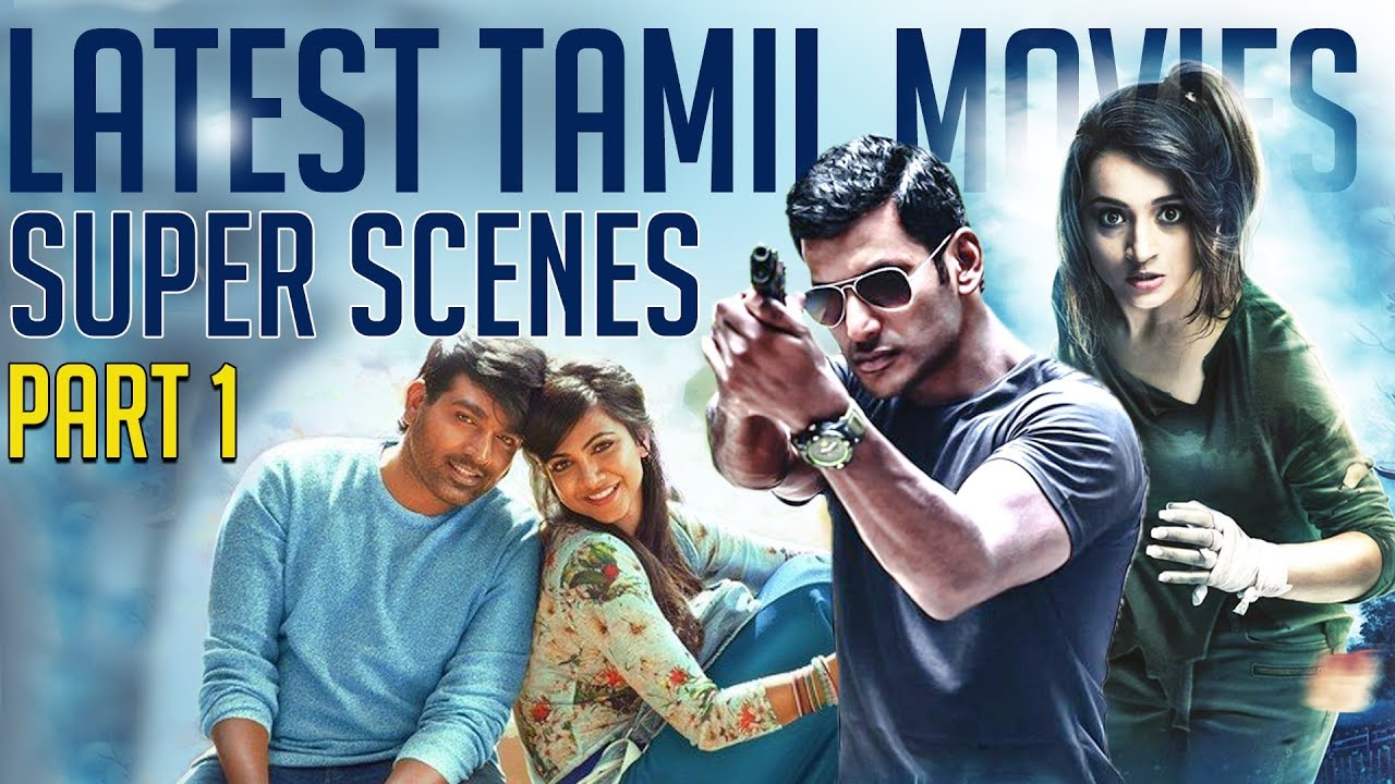 Latest Tamil Movies - Super Scenes - part 1 |super hit  tamil HD super Scenes