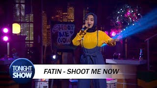 Performance Fatin - Shoot Me Now