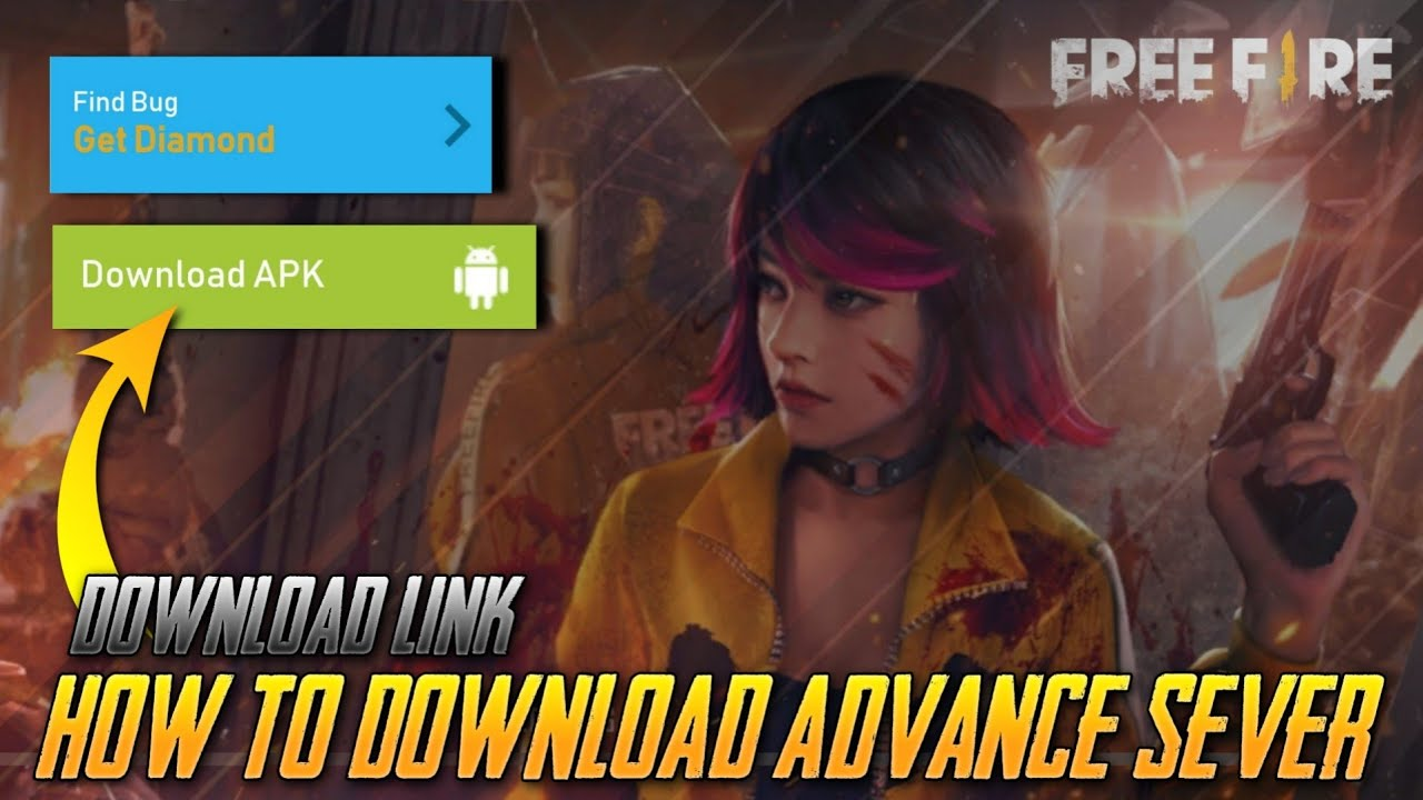How To Download Free Fire Advance Server   How to Join Free Fire Advance Server With Download link