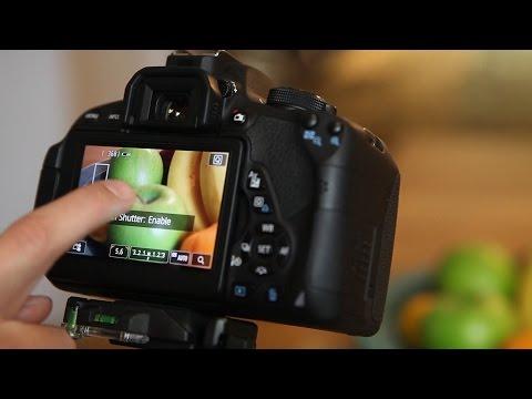 Canon EOS 700D Walkthrough