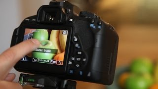 Canon EOS 700D Walkthrough